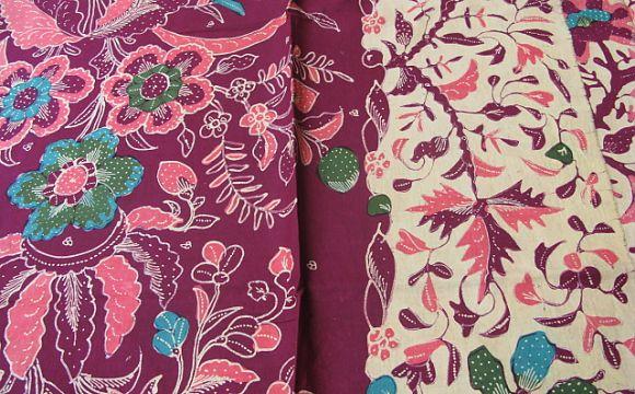 Batik Pekalongan-Keindahan Batik Pesisir