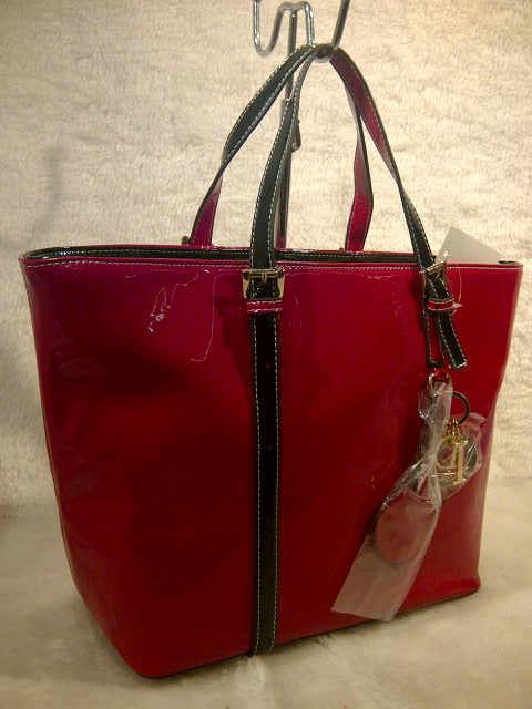 Tas Christian Dior Glossy 622 Semi Super (kode CD001) Merah