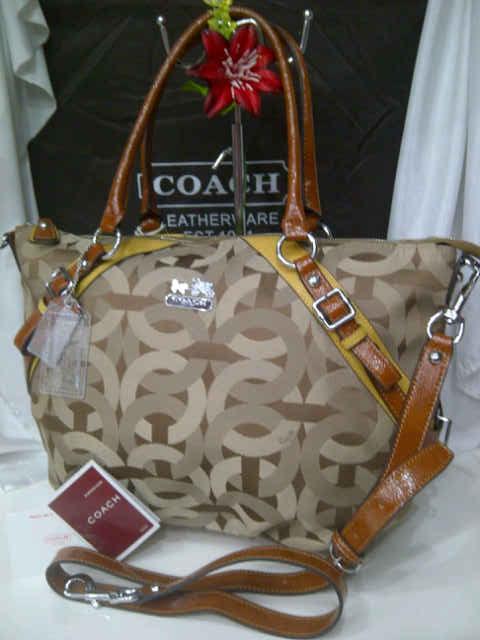 Tas Coach 8033 Super (kode: COA033)