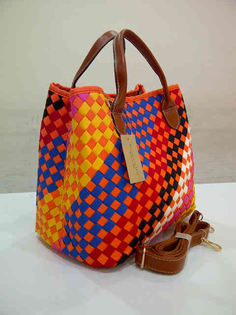 Tas Fashion BV Marible (kode FAS013) Orange