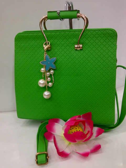 Tas Fashion Taiga 906 (kode FAS017) Hijau