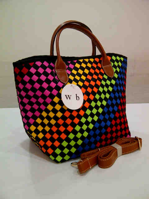 Tas Fashion WB Esperanza (kode FAS015) Hitam