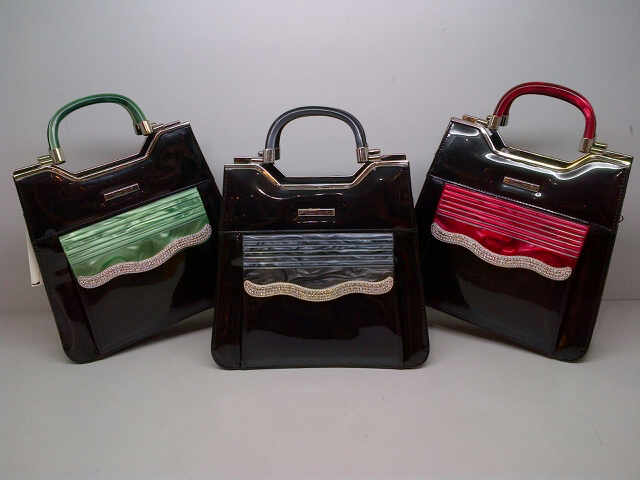 Tas Jinjing Pretty Girl 10310 (kode PRE001) Green-Black-Red