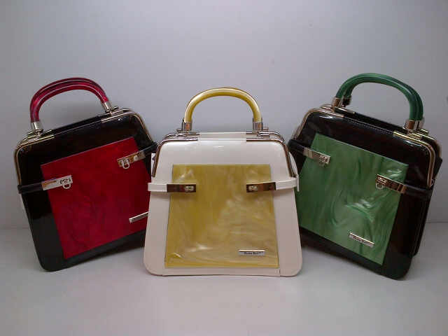 Tas Jinjing Pretty Girl 231100G (kode PRE004) Red-Beige-Green