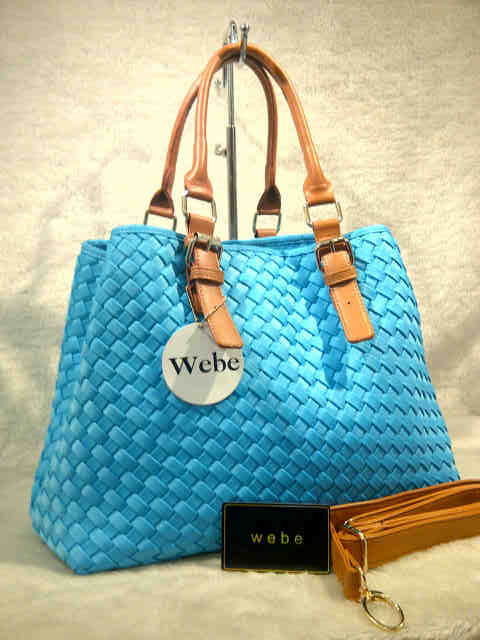 Tas Webe Fashion 891 (kode WEB006) Blue