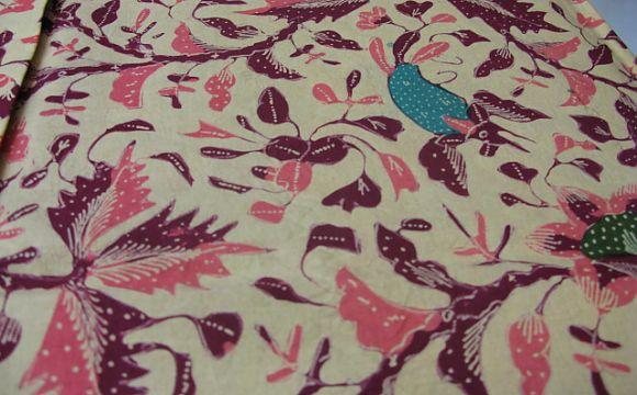 Warna batik Pekalongan
