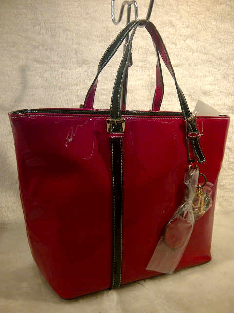 Tas Christian Dior Glossy 622 Semi Super (kode CD001) Merah