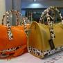 Tas Furla Dalmation Semi Premium (kode FUR038) Orange-Gold