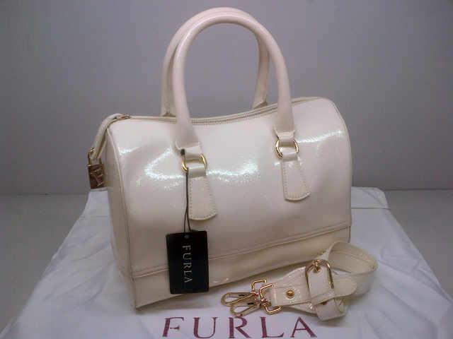 Tas Furla Glitter 699898S (kode FUR022) Putih
