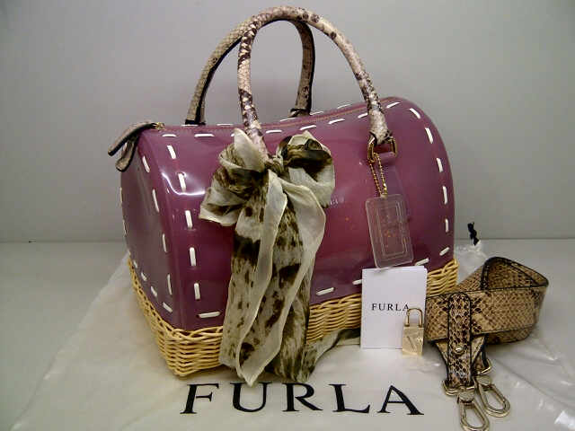Tas Furla Picnic Premium (kode FUR029) Purple