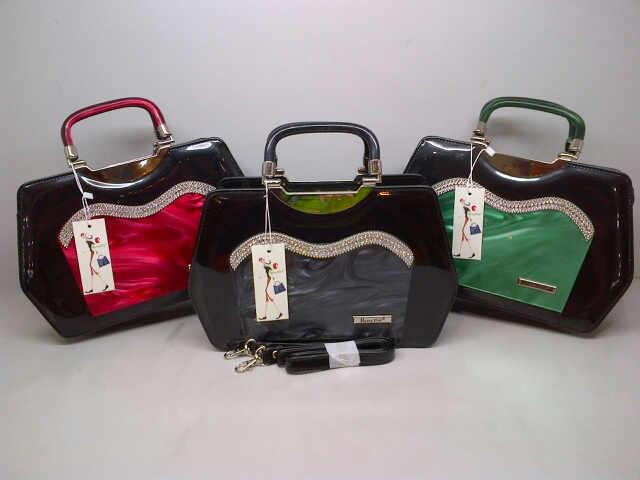 Tas Jinjing Pretty Girl 10317 (kode PRE003) Red-Black-Green