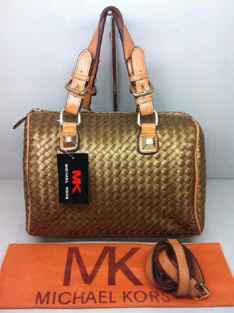 Tas Michael Kors 210 (kode MK004) Bronze