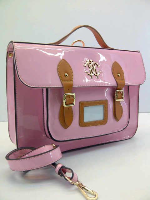 Tas Roberto Cavalli 3 Fungsi (kode RC003) Baby Pink
