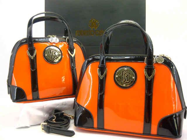 Tas Roberto Cavalli 8256 2in1 (kode RC002) Orange